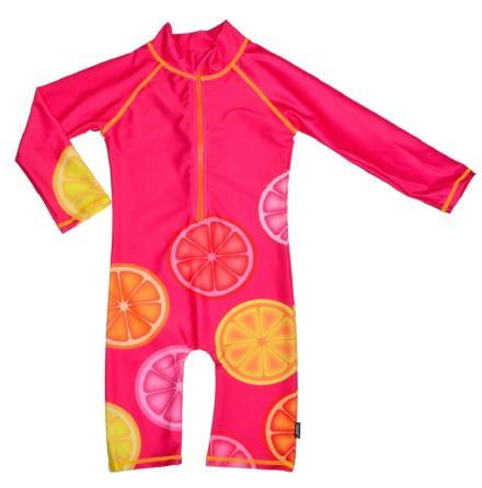Swimpy UV-dräkt Pink Lemon