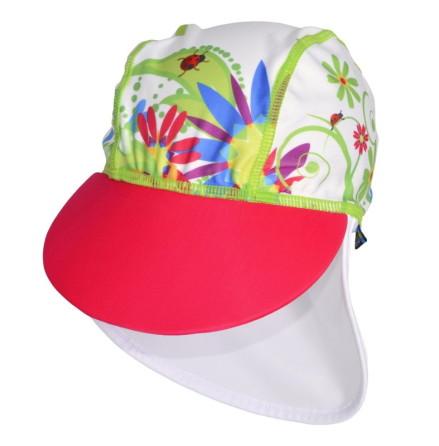 Swimpy UV-hatt Flowers