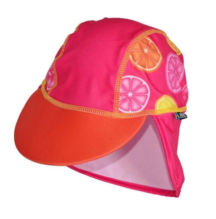 Swimpy UV-hatt Pink Lemon