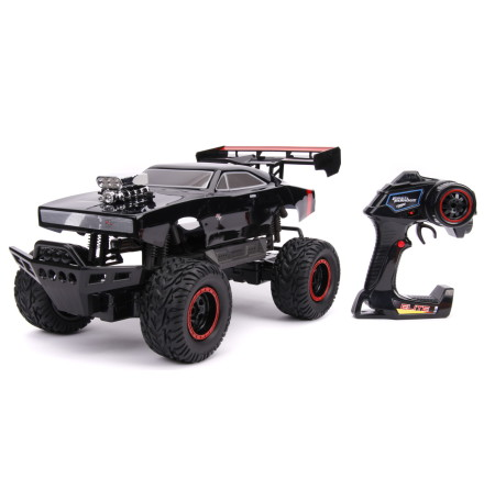 Fast & Furious Dom's Dodge Charger 4x4 RC