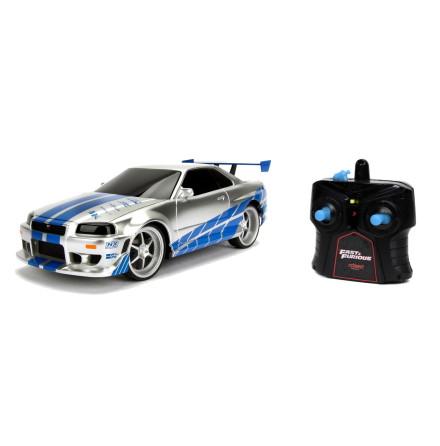 Fast & Furious Brian's Nissan Skyline GT-R RC