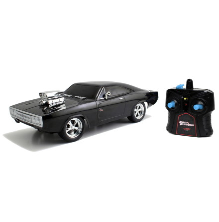 Fast & Furious Dom's Dodge Charger RC