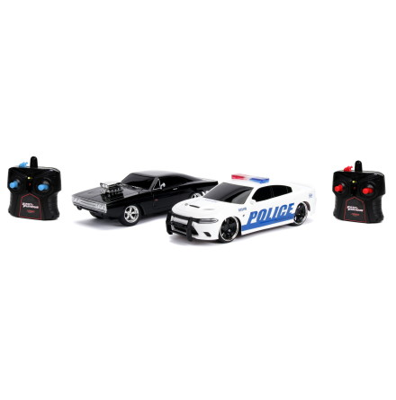 Fast & Furious Chase Twinpack RC