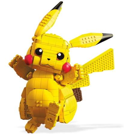Mega Construx Pokemon Jumbo, Pikachu