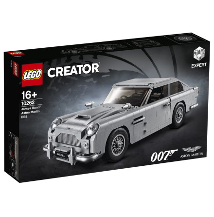 Lego Creator Expert James Bond - Aston Martin DB5