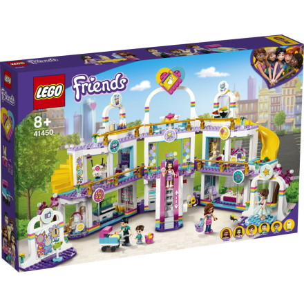 Lego Friends Heartlake Citys galleria