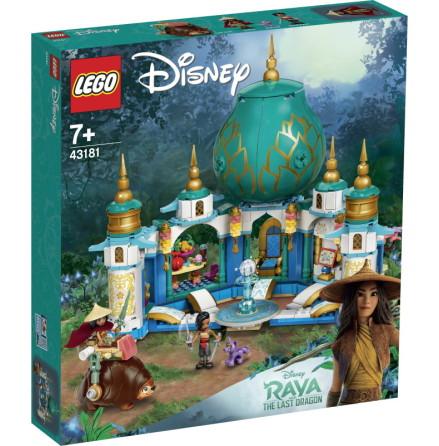 Lego Disney Raya och hjärtpalatset