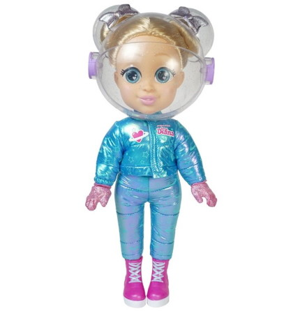Love Diana Doll Mashup Astronaut/Frisör 33cm