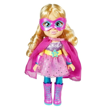 Love Diana Doll Mashup Superhjälte/Prinsessa 33cm