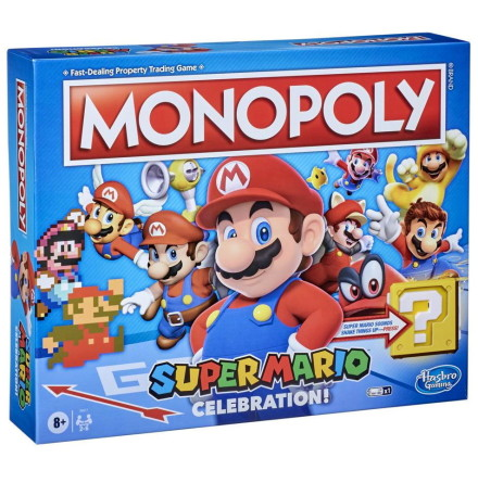 Monopoly Super Mario Celebration Edition