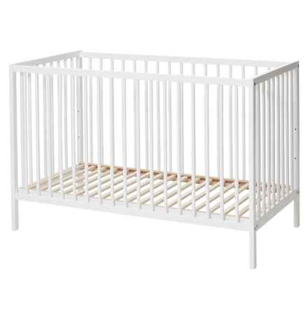 BabyDan Comfort Spjälsäng, Vit