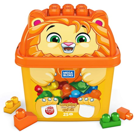 Mega Bloks First Builders, Laughing Lion