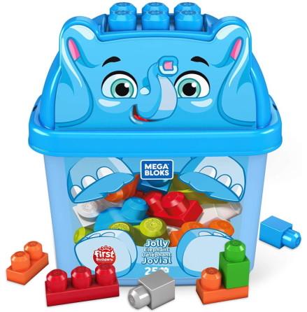 Mega Bloks First Builders, Jolly Elephant