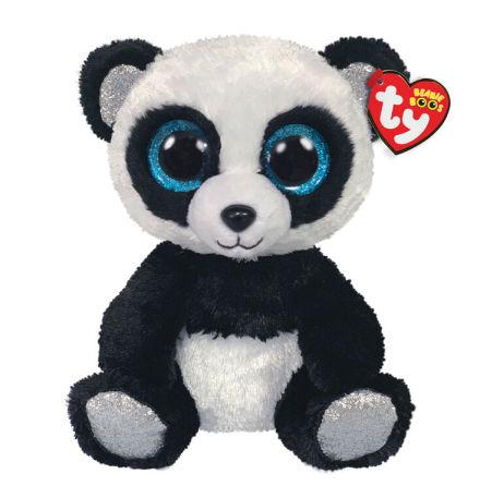 TY Beanie Boo's Bamboo Panda, Regular 15cm