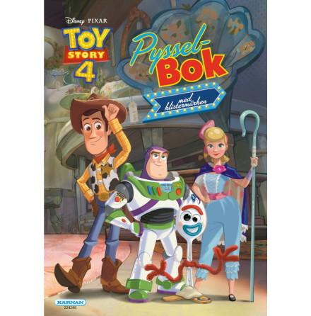 Pysselbok Toy Story 4
