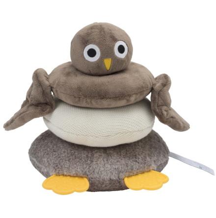 Rätt Start Stapeltorn med skallra och bitis, Baby Owl