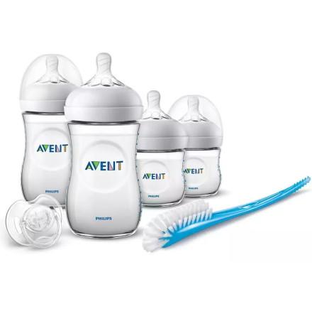 Philips Avent Natural-startset för nyfödda