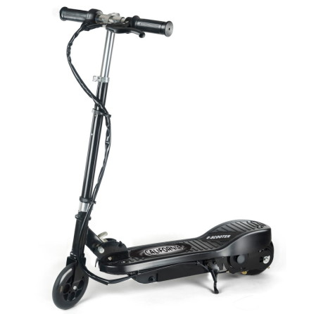 California Elektrisk Scooter, Svart