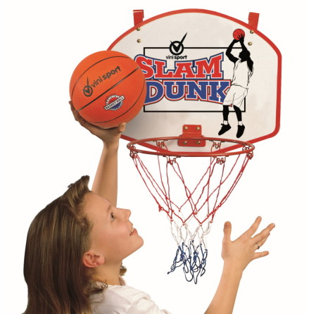 Vini Basketset på träplatta
