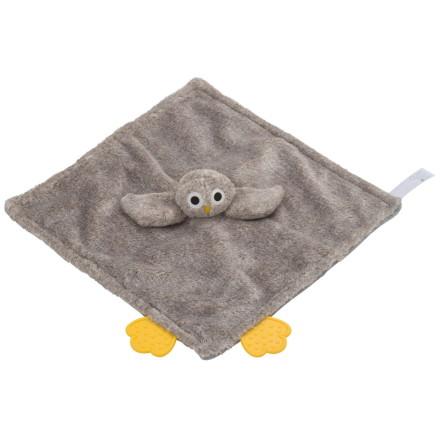 Rätt Start Snuttefiltskompis med bitis, Baby Owls
