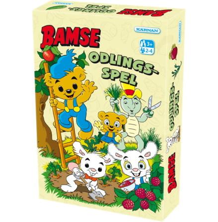 Bamse odlingsspel