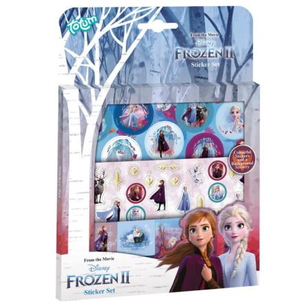 Frost 2 Set med klistermärken