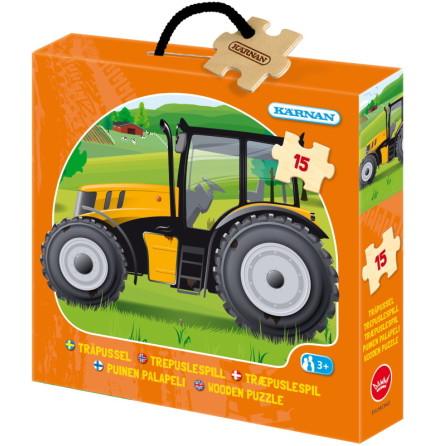 Askpussel Traktor, Kärnan