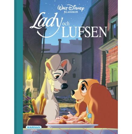 Disney Klassiker Lady och Lufsen