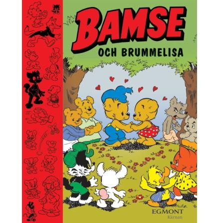 Bamse och Brummelina