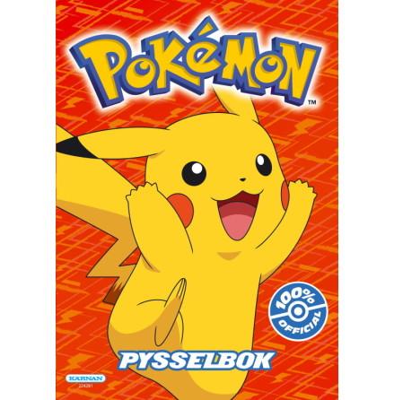 Pysselbok Pokemon