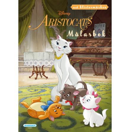 Målarbok Aristocats