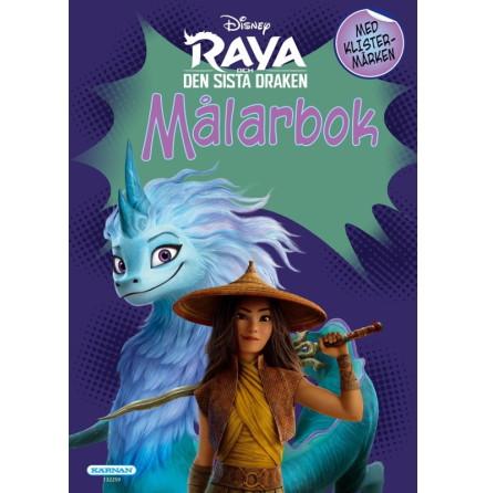 Målarbok Raya och den sista Draken