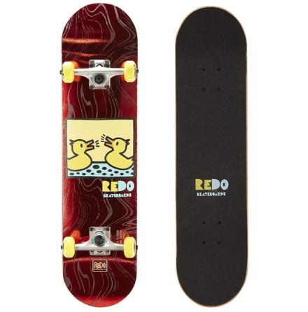 ReDo Skateboard Eye Candy, Barking Ducks