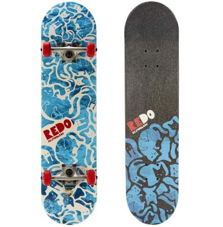 ReDo Skateboard Eye Candy, Cat Camo