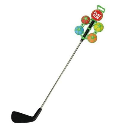 Spring Summer Golfklubba med bollar, Wedge