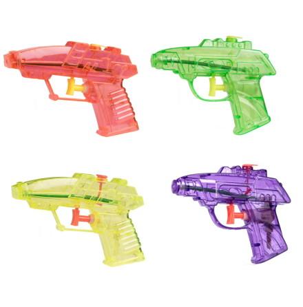 4-Kidz 4-pack Vattenpistoler 11,5cm