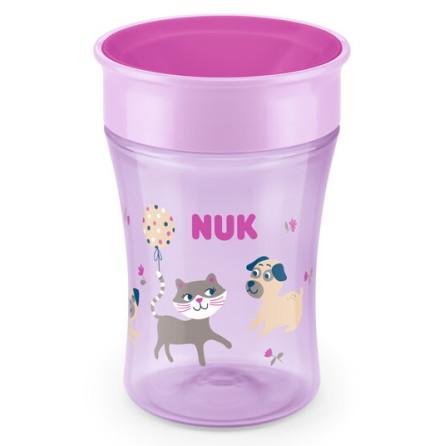 NUK Evolution Magic Cup, Rosa