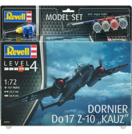 Revell Dornier Do17 Z-10, Modell-kit