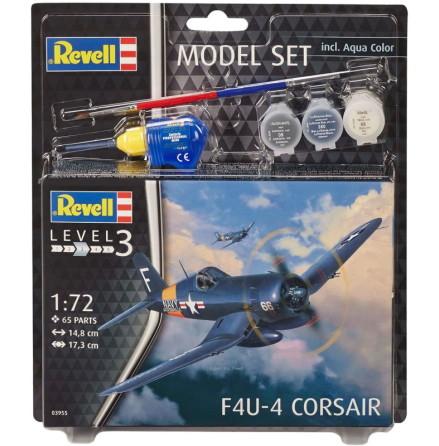 Revell F4U-4 Corsair, Modell-kit