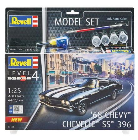Revell 1968 Chevy Chevelle , Modell-kit