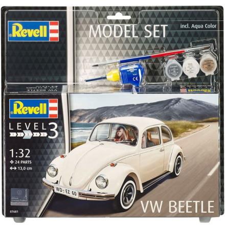 Revell VW Beetle, Modell-kit