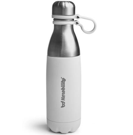 Herobility To Go Bottle 500ml, Gray