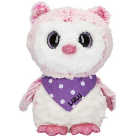 Snukis Mjukdjur 18 cm, Lulu the Owl