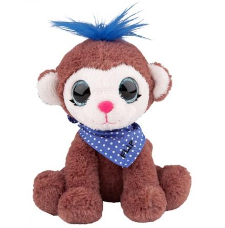 Snukis Mjukdjur 18 cm, Flip the Monkey