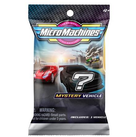 Micro Machines Mini Vehicle Blind Bag