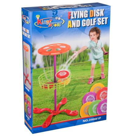 Vini Disc Golf Game