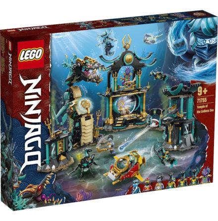 Lego Ninjago Det oändliga havets tempel