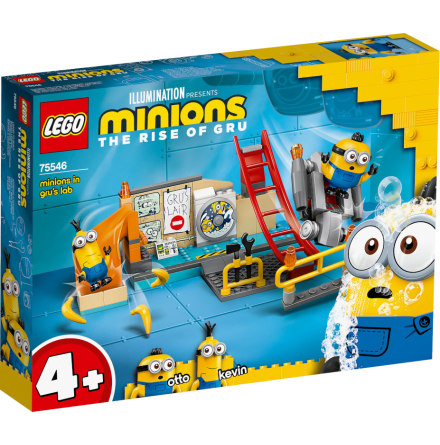 Lego Minions Minioner i Grus labb