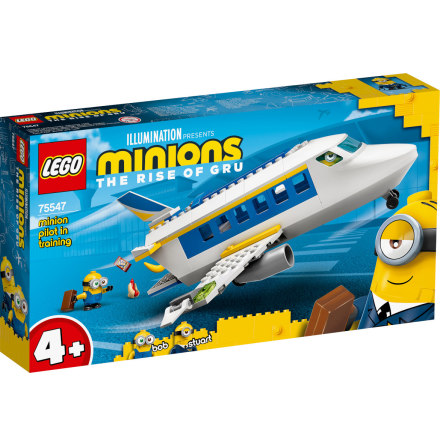 Lego Minions Minion i pilotutbildning