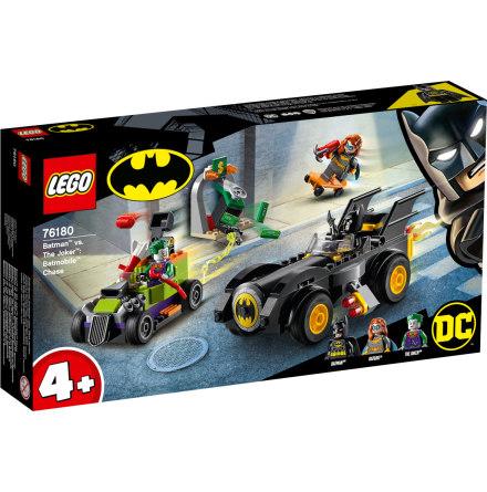 Lego Super Heroes Batman mot Jokern - Batmobilejakt